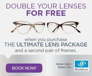 Essilor Ultimate Lens Package in Northwest Phoenix